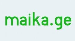 გაეშვა Maika.ge-ს ახალი ვებსაიტი