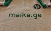 """Maika.GE ს.კ. """"შევარდენი -1906""""-ის პარტნიორია"""